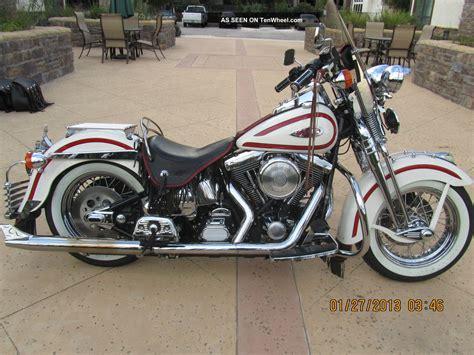 1997 Harley Davidson by 1997 Harley Davidson Flsts Heritage Springer Softail Html
