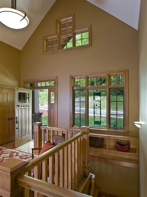 Vaulted Foyer by Photo Page Hgtv