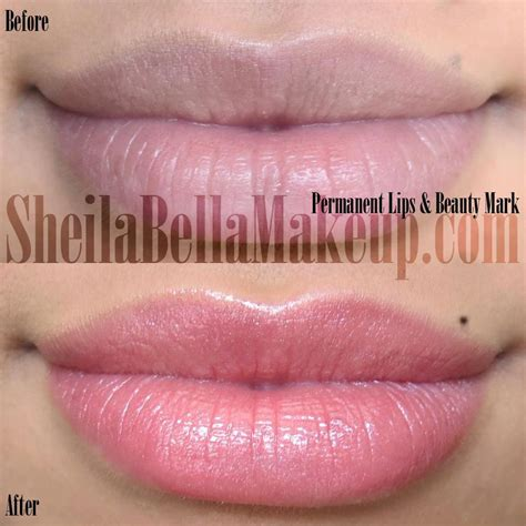 lips sheila bella permanent makeup and microblading