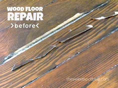 laminate wood flooring repair filler ourcozycatcottage