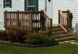 Steps For Mobile Homes Outdoor » Home Design