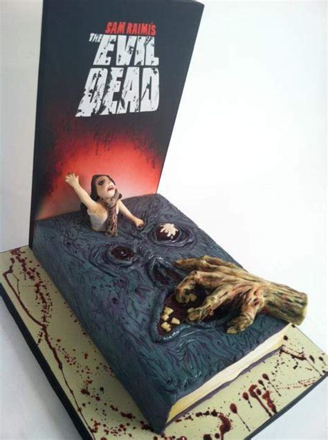 birthday themed horror movies deliciously wicked horror movie themed cakes wicked horror