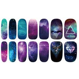3d diy water transfer nail art wraps stickers decals