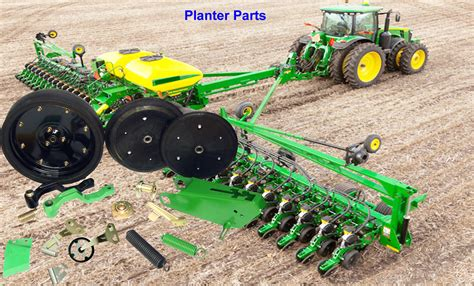 Aftermarket Planter Parts by Kabat American Inc