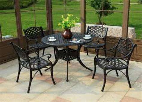 Outdoor Patio Sets Canada by Clearance Patio Furniture Canada Chicpeastudio