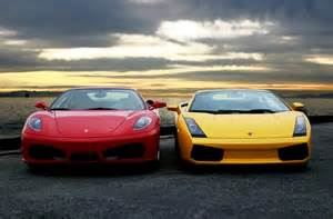 Lamborghini Versus Fast Auto Vs Lamborghini Whos The Top Car In The