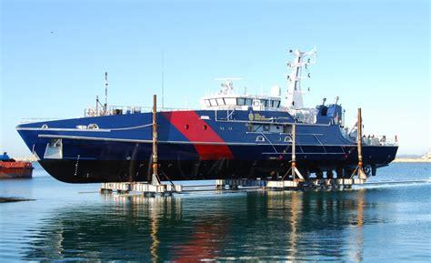 australian border force boats austal delivers seventh cape class patrol boat austal