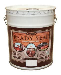 deck sealer ready seal deck stain  sealer