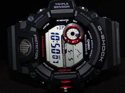 Casio G Shock Gw 9400rd review of the g shock men s gw 9400 1cr rangeman