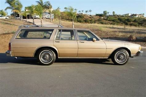 1987 pontiac safari in el cajon ca 1 owner car guy