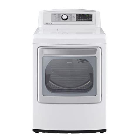 lg gas dryer dlg5681w lg gas dryer ebay