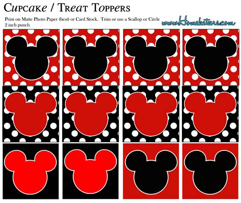 Disney Mickey Mouse Ideas Free Printables - mickey mouse printables cliparts co