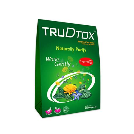 Everyday Slim And Detox Tablets by Trudtox Thermog Detox Slimming Tea 5 S Reviews