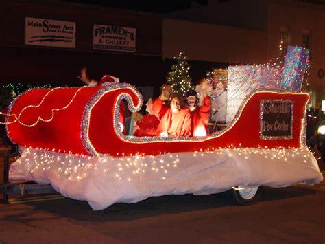 lighted christmas parade ideas starkville mississippi s college town 2011 starkville parade