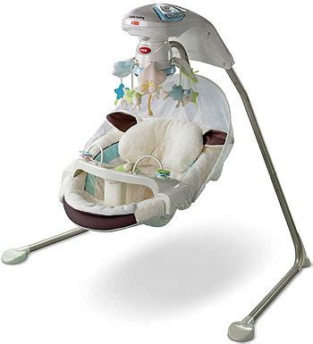 lifetime baby swing it s a pink life five favorite baby items