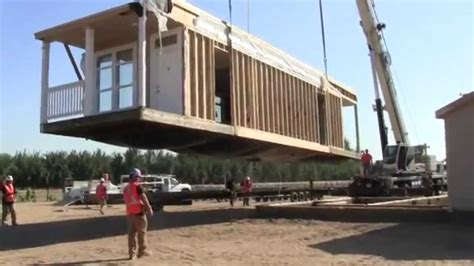 modular home construction modular home from start to finish youtube