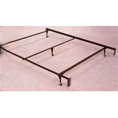 bed frames rails size bed frame for headboard only