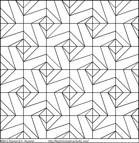 geometric tessellations coloring pages 53 best blockbase one patch curves images on pinterest