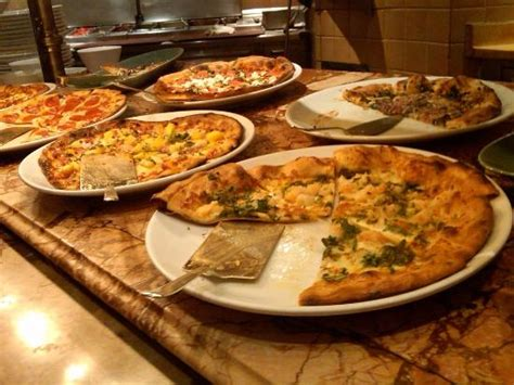 buffet at the price pizza picture of the buffet at bellagio las vegas tripadvisor