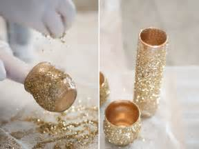 Fillers For Glass Vases Glitter Glam Diy Centerpieces By La Lune Events Apple Brides