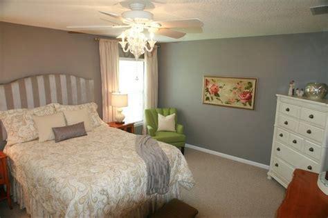 ceiling fan  chandelier bedrooms pinterest