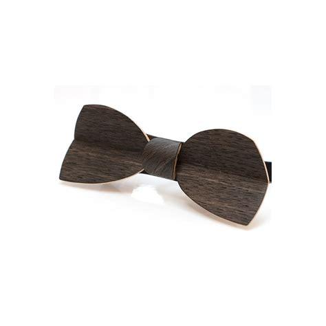 noeud papillon en bois demi lune en loupe de peuplier melissambre le bois la mode noeud papillon bois demi lune en ch 234 ne des marais
