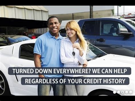 car dealerships  accept bad credit  repos