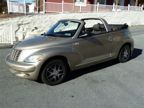 four seasons 174 chrysler pt cruiser 2 4l 2006 2007 a c condenser find used 2005 chrysler pt cruiser touring convertible 2 door 2 4l in for us 7 400 00