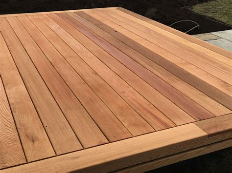 western red cedar decking millworks