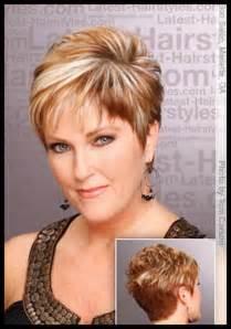 coupe cheveux courts femme 50 ans
