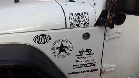 Cool Jeep Decals Favorite Added On Decals Page 13 Jeep Wrangler Forum