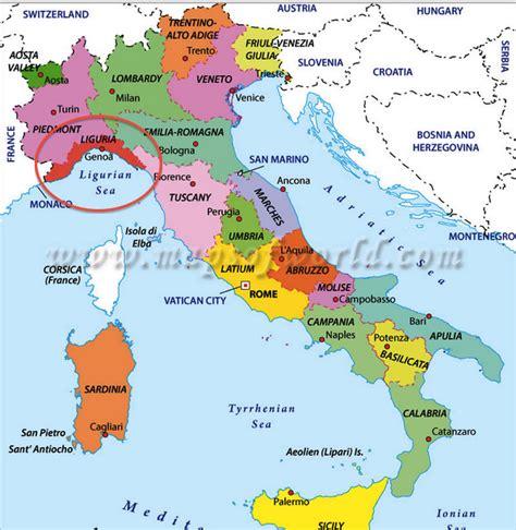 genoa world map the best of genoa italy