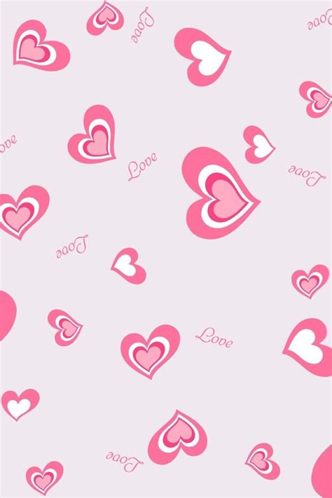 themes pink love pink love heart backgrounds wallpapersafari