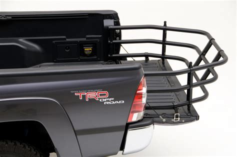 Amp Research Moto X Tender Truck Bed Extender Tailgate