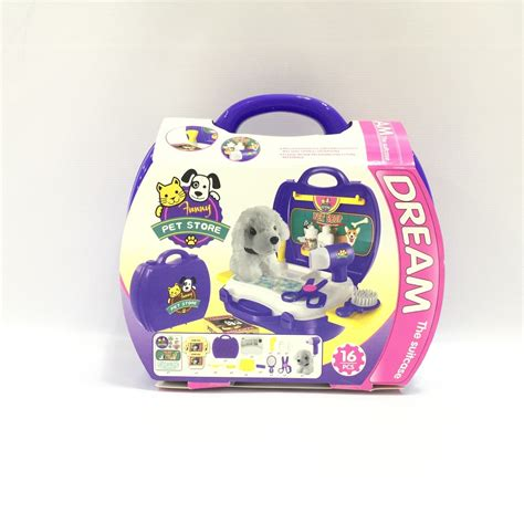 The Suitcase Pet Store by The Suitcase Sets Buy Activity Toys