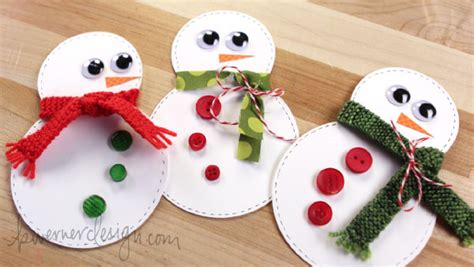 Home Design Youtube by Snowman Card With Real Knit Scarf With Staci