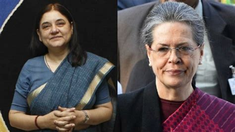 biography maneka gandhi environmentalist both are daughter in law of same family maneka gandhi