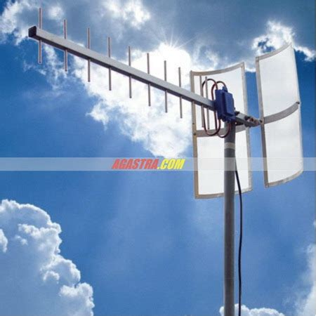 Antena Yagi Grid Txr 175 Modem Huawei E169 Pigtail Single 25m Antena Yagi Grid D 2u Txr 175 Upto 25km Jual
