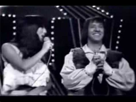 i got you babe sonny and cher top of the pops 1965 sonny cher i got you babe top video youtube