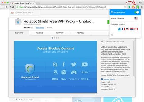 chrome mobile extensions what s the hotspot shield chrome extension hotspot