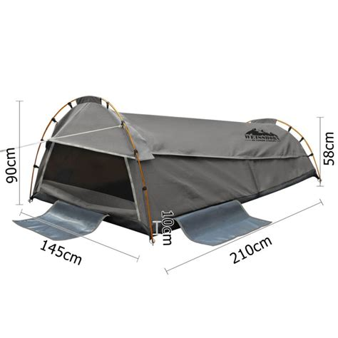 Tenda Cing Hiking Waterproof Cing Tent Awnings Tent Sun cing canvas swag tent w air pillow grey buy