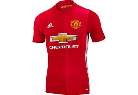 desain jersey manchester united adidas manchester united authentic jersey man utd home