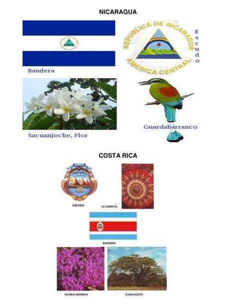 imagenes simbolos patrios de nicaragua simbolos patrios de centroamerica