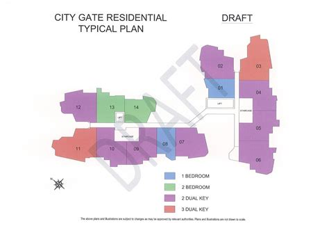 Citygate Floor Plan by Residential Commercial Site Plans Citygate 371 Beach