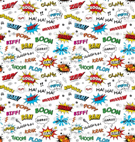 comic book picture effect comic adventures comic book sound effects fabric