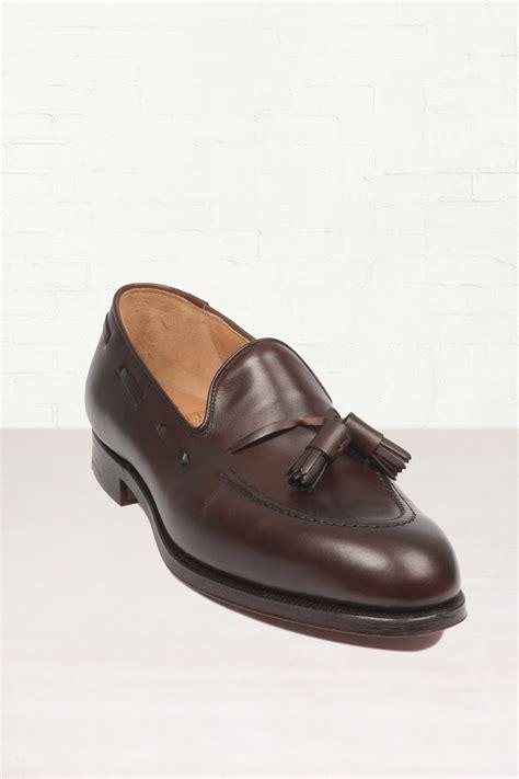 crockett and jones loafers crockett jones crockett and jones cavendish brown