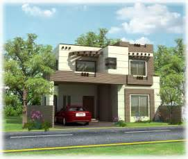 home front view design pictures in pakistan 3d front elevation com january 2012