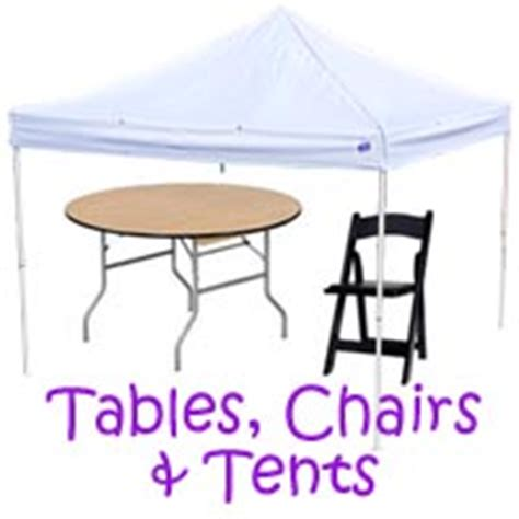 places to rent tables and chairs magic jump rentals orange county rentals