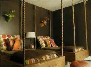 Awesome Kids Beds 9 Cool Suspended Beds For A Kids Bedroom Kidsomania