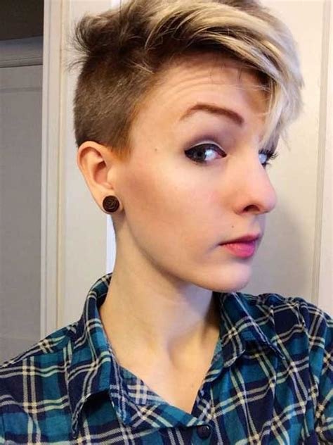wmens pixie cut with shaved sides 20 shaved pixie pixie cut 2015